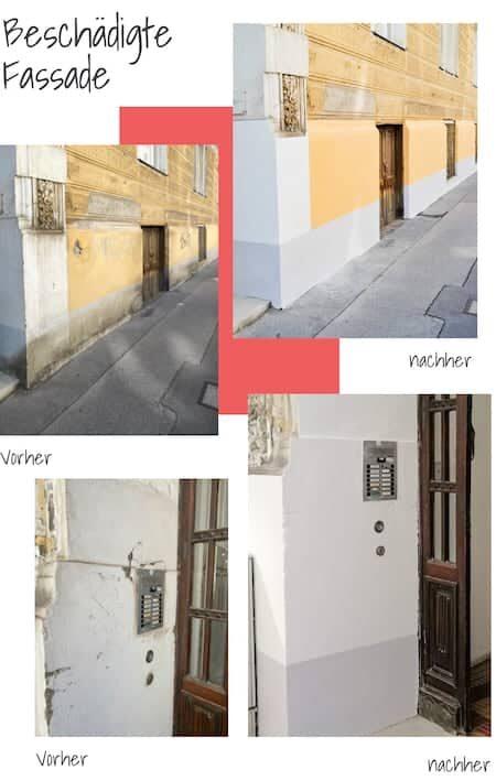 Fassade sanieren lassen Wien-450x709px